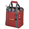 View Extra Image 2 of 3 of Game On Tarpaulin Cooler Tote- 24 hr