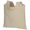 View Image 2 of 2 of Take Home 5 oz. Cotton Shopper Tote - 24 hr