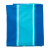 View Extra Image 1 of 2 of Cabana Striped Microfiber Beach Towel - 60 inches x 72 inches