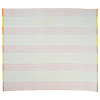 View Extra Image 2 of 2 of Cabana Striped Microfiber Beach Towel - 60 inches x 72 inches