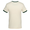 View Extra Image 2 of 2 of Next Level Cotton Ringer T-Shirt - Men's - Screen
