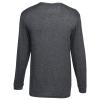 View Extra Image 1 of 2 of Badger Sport Tri-Blend Performance LS T-Shirt - Men's - Screen