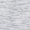 View Extra Image 1 of 2 of J. America Melange Stripe Sleeve Hoodie - Ladies' - Screen