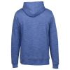 View Extra Image 1 of 2 of J. America Melange Hoodie - Men's - Embroidered