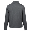 View Extra Image 1 of 2 of J. America Omega Stretch 1/4-Zip Pullover - Men's