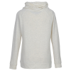 View Extra Image 1 of 2 of Weatherproof Heat Last Funnel Neck Sweatshirt - Ladies' - Screen