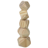 View Extra Image 1 of 2 of Wooden Stacking Zen Stones