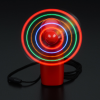 View Image 3 of 4 of Mesmerizing LED Hand Fan - 24 hr