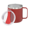 View Extra Image 1 of 2 of Camper Vacuum Mug - 12 oz. - 24 hr