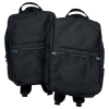View Image 2 of 8 of Ollie Laptop Backpack with Duo Charging Cable - Embroidered