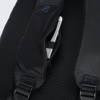 View Image 4 of 8 of Ollie Laptop Backpack with Duo Charging Cable - Embroidered