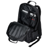 View Image 6 of 8 of Ollie Laptop Backpack with Duo Charging Cable - Embroidered