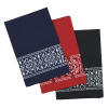 """View Extra Image 1 of 1 of Open Center Bandana - 22"""" x 22"""""""