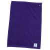 """View Extra Image 2 of 2 of Tone on Tone Golf Towel - 16"""" x 24"""""""