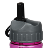 View Image 3 of 4 of Halcyon Water Bottle with Sport Lid - 24 oz.