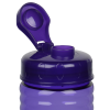 View Extra Image 3 of 3 of Halcyon Water Bottle with Flip Drink Lid - 24 oz.