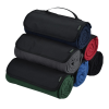 View Extra Image 1 of 3 of Crossland Roll Up Blanket - Embroidered - 24 hr