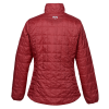 View Extra Image 2 of 2 of Storm Creek Thermolite Travelpack Jacket - Ladies'