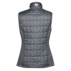 View Extra Image 1 of 3 of Storm Creek Thermolite Travelpack Vest - Ladies'