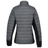 View Extra Image 1 of 2 of Lemont Quilted Hybrid Jacket - Ladies'