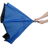 View Extra Image 3 of 4 of Inversion Manual Golf Umbrella - 58 inches Arc
