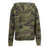 View Extra Image 2 of 2 of Alternative School Yard Hoodie - Ladies' - Camo - Embroidered
