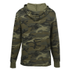 View Extra Image 2 of 2 of Alternative School Yard Hoodie - Men's - Camo - Embroidered