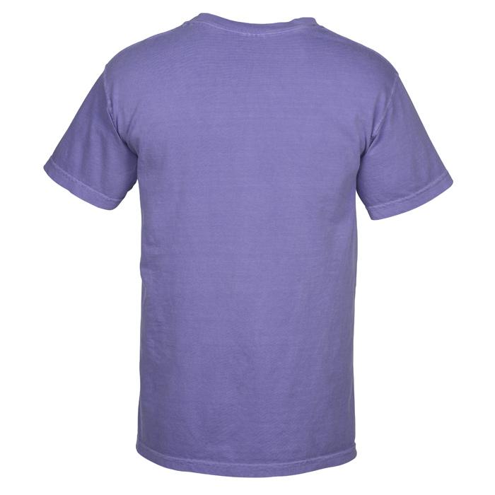 4add8e320 4imprint.com: Comfort Colors Garment Dyed 6.1 oz. T-Shirt - Screen 147306