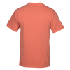 View Extra Image 2 of 2 of Comfort Colors Garment-Dyed 6.1 oz. Pocket T-Shirt - Screen