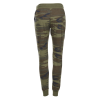 View Extra Image 2 of 2 of Alternative Jersey Classic Jogger Pants - Ladies' - Camo