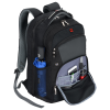 View Extra Image 3 of 5 of Wenger Pro-Check 17 inches Laptop Backpack - Embroidered