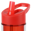 View Image 3 of 4 of Chiller Insulated Tritan Bottle with Flip Straw Lid - 16 oz.