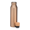 View Extra Image 1 of 1 of Norse Vacuum Bottle with Cork - 20 oz. - Laser Engraved