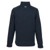 View Extra Image 1 of 2 of Storm Creek Sweater Fleece Snap Front Pullover - Men's
