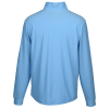 View Extra Image 1 of 2 of Greg Norman Play Dry Mock Neck 1/4-Zip Pullover - Men's