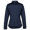 View Extra Image 1 of 2 of Greg Norman Play Dry Tulip Neck 1/4-Zip Pullover - Ladies'