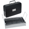 View Image 3 of 4 of Suitcase BBQ Grill