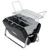 View Image 4 of 4 of Suitcase BBQ Grill