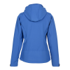 View Extra Image 1 of 2 of Milford Microfleece Lined Hooded Jacket - Ladies'