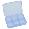 View Extra Image 3 of 3 of Tablet Tote Pill Box - 24 hr