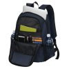 View Extra Image 1 of 4 of 4imprint 15 inches Laptop Backpack - Embroidered