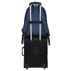 """View Image 5 of 5 of 4imprint Heathered 15"""" Laptop Backpack - Embroidered"""