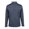 View Extra Image 1 of 2 of Reebok Circuit Performance 1/4-Zip Pullover - Men's
