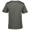 View Extra Image 2 of 2 of Reebok Performance Tee - Men's - Heathers - Embroidered