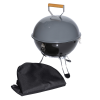View Image 2 of 5 of Coleman Party Ball Charcoal Grill with Cover