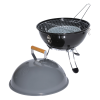 View Image 3 of 5 of Coleman Party Ball Charcoal Grill with Cover