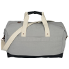View Extra Image 1 of 1 of Cutter & Buck VIP Cotton Weekender Duffel - 24 hr