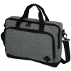 """View Extra Image 1 of 3 of Graphite 15"""" Computer Briefcase Bag - 24 hr"""