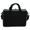 """View Extra Image 3 of 3 of Graphite 15"""" Computer Briefcase Bag - 24 hr"""