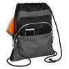 View Extra Image 2 of 2 of Slazenger Competition Reveal Drawstring Sportpack - 24 hr